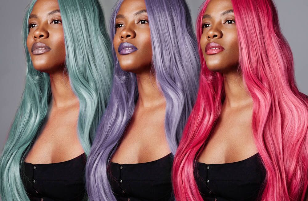 synthetic lace wig advantages